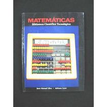 Matemáticas B.c.t 4 Tomos Isbn 968-18-2951-4