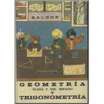 Libro: Geometría Plana Y Del Espacio Y Trigonometría Pdf
