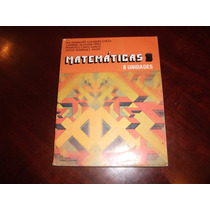 Libro De Matemáticas Para Educación Básica/media Superior
