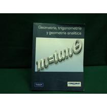 Conamat, Geometría, Trigonometría Y Geometría Analítica.