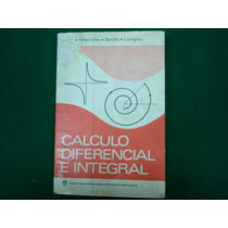 William Anthony Granville, Cálculo Diferencial E Integral,