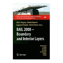 Bail 2008 - Boundary And Interior Layers:, Alan F Hegarty
