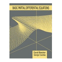 Basic Partial Differential Equations, David Bleecker
