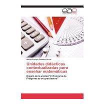 Unidades Didacticas Contextualizadas, Michel Enrique Gamboa