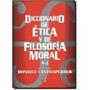 Libro Diccionario De Etica Y De Filosofia Moral A J *cj