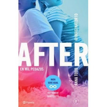Libro After 2 ~ Nada Será Igual ~ Anna Todd