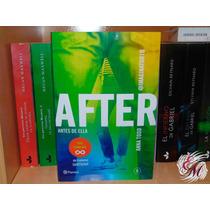 Libro After 0 ~ Antes De Ella ~ Anna Todd