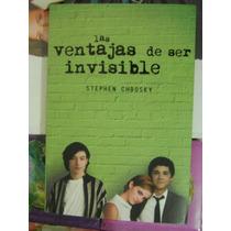 Las Ventajas De Ser Invisible, Stephen Chbosky. $200.