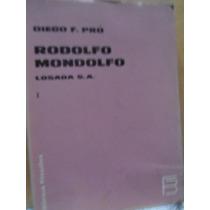 Rodolfo Mondolfo Diego F. Pró
