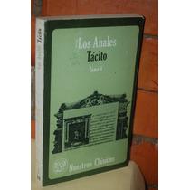 Los Anales Tácito Tomo 1 Unam, 1975, Pag 266