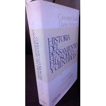 Historia Del Pensamiento Filosófico Y Científico,edt. Herder