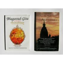 Ac Swami Prabhupada Raja Vidya + Bhagavad Gita, 2 Libros 2x1
