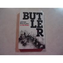 Marcos De Guerra. La Vidas Lloradas Autora: Judith Butler