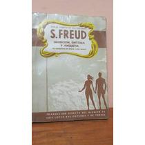Sigmund Freud Obras Completas Inhibicion,sintoma Y Angustia