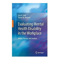 Evaluating Mental Health Disability In The, Liza H Gold