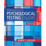 Psychological Testing With Access Code:, Robert J Gregory