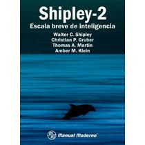 Shippley-2 Escala Breve De Inteligencia. Tarjeta De Prepago