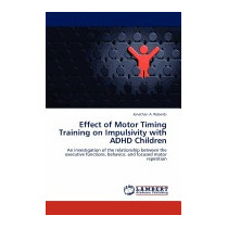 Effect Of Motor Timing Training On, Jonathan A Roberds