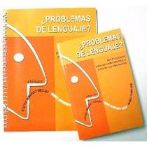 ¿problemas De Lenguaje? Programa Estimulacion Y Rehabil