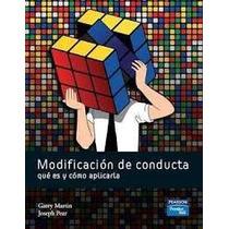 Modificación De Conducta Pdf