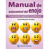 Manual De Autocontrol De Enojo Libro Electró Sin Existencia
