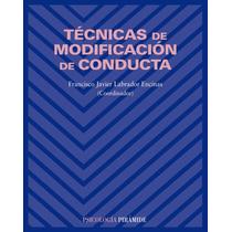 Técnicas De Modificación De Conducta Pdf