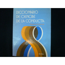 Benjamín B. Wolman, Diccionario De Ciencias De La Conducta,
