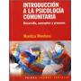 Libro: Introducción A La Psicología - Montero Pdf
