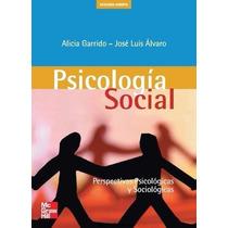 Libro: Psicología Social Pdf