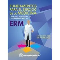 Fundamentos D Medicina.para Exámen Residencias,nuevo,origina