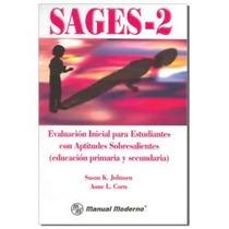 Sages-2 Unicamente Cuadernillo Respuestas K3. Paq 5 Pruebas.