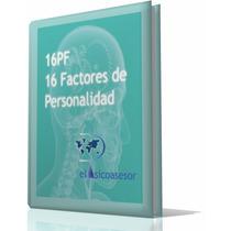 Test Psicológico-laboral 16 Factores De Personalidad