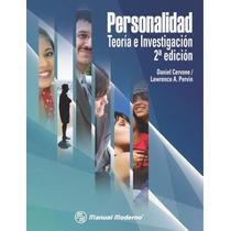 Personalidad, Teoría E Investigación Pdf