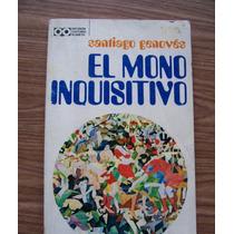 El Mono Inquisitivo-ilus-aut-santiago Genovés-ed-planeta-hm4