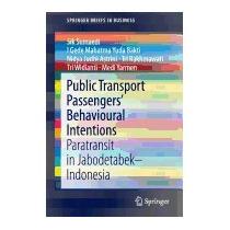 Public Transport Passengers Behavioural, Sik Sumaedi