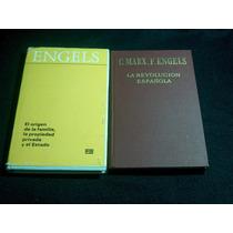 El Origen De La Familia/ La Revolución Española Engels