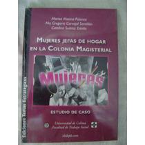 Mujeres Jefas De Hogar En La Colonia Magisterial ( Nuevo)