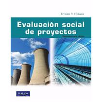Libro: Evaluación Social De Proyectos Pdf