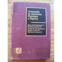 Compendio De Anatomía,fisiologia Higiene-ilus-cascajares-mn4
