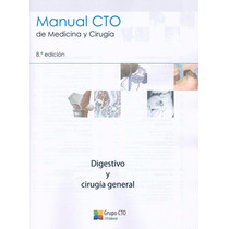 Manual Cto Digestivo Y Cirugía General Pdf