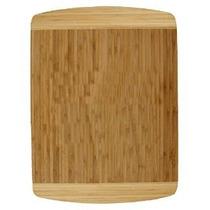 Da Vinci De Bambú Natural Tabla De Cortar De Madera Grande -