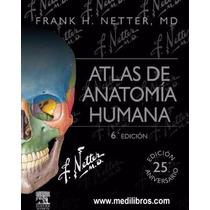 Atlas De Anatomía Humana - Netter ( 6ª Ed) Formato Pdf