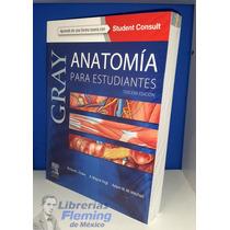 2015 Gray Anatomía Para Estudiantes Elsevier