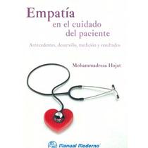 Libro Empatia En El Cuidado Del Paciente