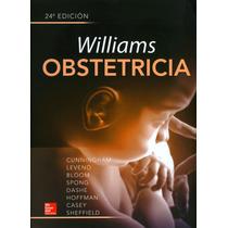 Libro Williams Obstetricia Edicion 24