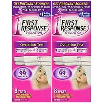 Primera Respuesta Ovulación 7 Prueba De Ovulación Plus 1 Pru