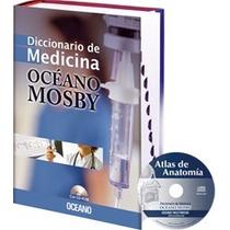 Diccionario De Medicina Mosby 1 Vol 1 Cd Oceano