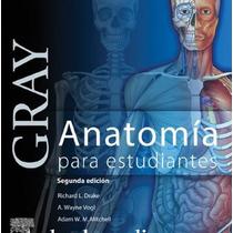 Gray Anatomía Para Estudiantes 2 Edición