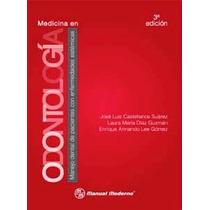 Medicina En Odontología Castellanos 3a Ed 2014 !100% Nuevos!