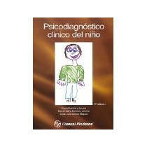 Libro Psicodiagnostico Clinico Del Niño *cj